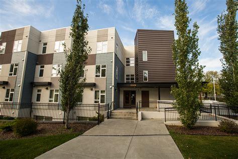 Norwood Apartment Edmonton Multi Family Residential Hendriks Construction