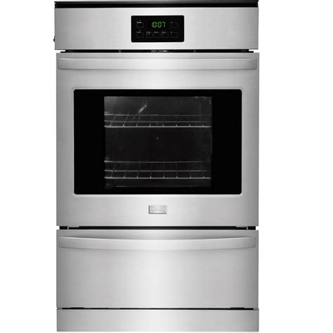 Wall Oven shop frigidaire 24 in single gas wall oven stainless