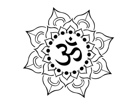 tribal lotus tattoo designs lotus flower line drawing clipart best