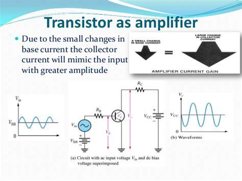 transistor ppt transistors ppt by behin