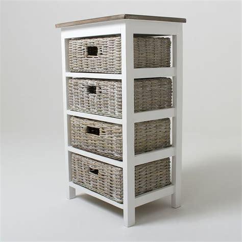 storage cabinets with wicker baskets 24 best wicker basket ideas images on wicker