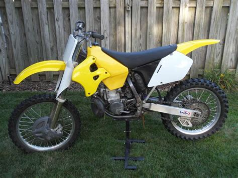 1997 Suzuki Rm250 For Sale 1996 Suzuki Rm 250 Dirtbike For Sale On 2040 Motos