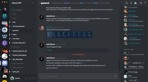 discord chat formatting how discord stores billions of messages discord blog