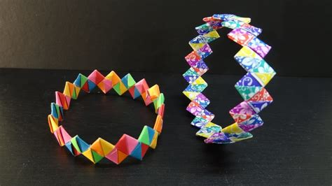 easy friendship crafts for paper crafts how to make a diy paper wristband