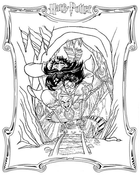 harry potter jumbo coloring book coloriage harry potter 1 224 colorier allofamille