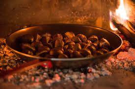 cucinare le caldarroste castagne come cucinare le caldarroste tutto per