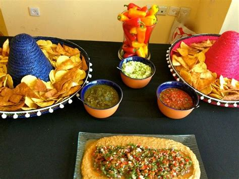 mexican dinner decorations gourmet mexican dinner ideas