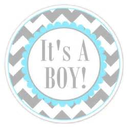 Its A Boy Baby Shower Baby Shower Labels Chevron It S A Boy Stickers 2 5 Inch It S A Boy Labels Choose