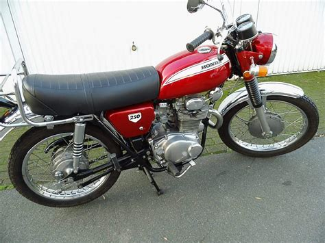 Honda Cl 250 Scrambler 1968 1972 Beachcruiser