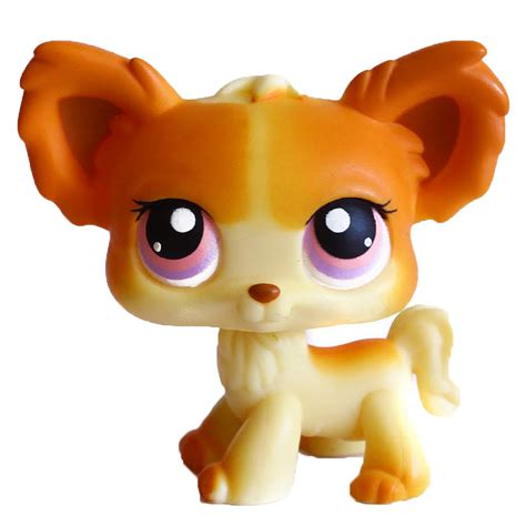lps chihuahua generation  pets lps merch