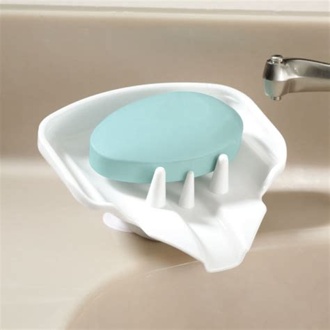 Bathroom Soap Dish Soap Saver Soap Holder Miles Kimball