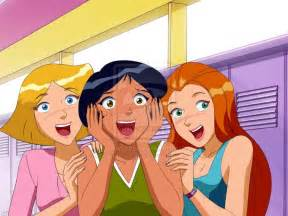 totally spies underground gallery viewing image fun