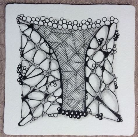 zentangle pattern fracas 17 best images about designs on pinterest patterns