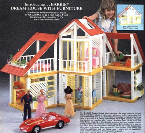 1980s barbie dream house 1980 s babie doll dream house memories pinterest