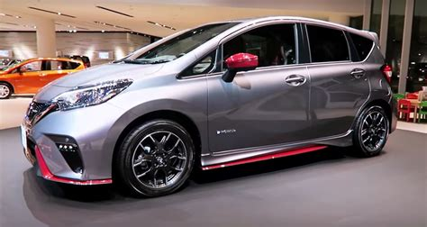 nissan note 2017 2017 nissan note e power nismo is green and at the