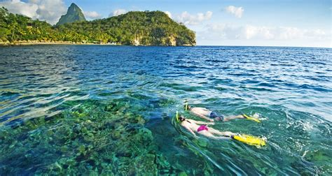 water sports anse chastanet resort st lucia resorts