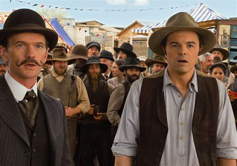 Watch A Million Ways To Die In The West 2014 Watch 6 Clips And New Images From Seth Macfarlane S A