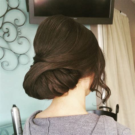 hairstyle chignon definition 14 prom hairstyles for long hair that are simply adorable