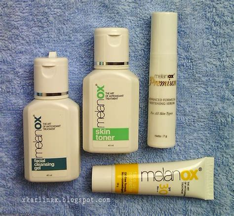 Serum Melanox melanox complete kit daretochange by