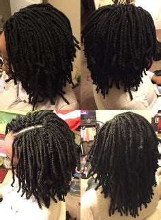 How To Defrizz Kanekalon Pretwisted Hair Before Using | crochet kinky twist crochet braids pinterest crochet