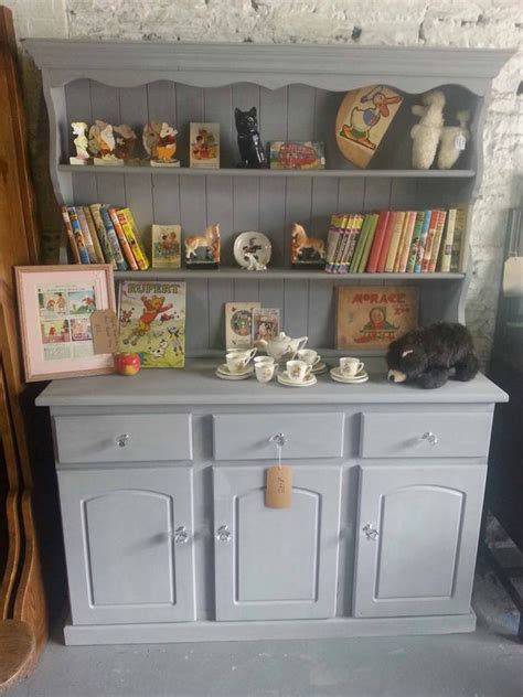 painting a welsh dresser with chalk paint how to give vintage dressers a chic new lease of life