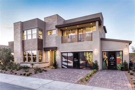 escala modern luxury new homes for sale in las vegas