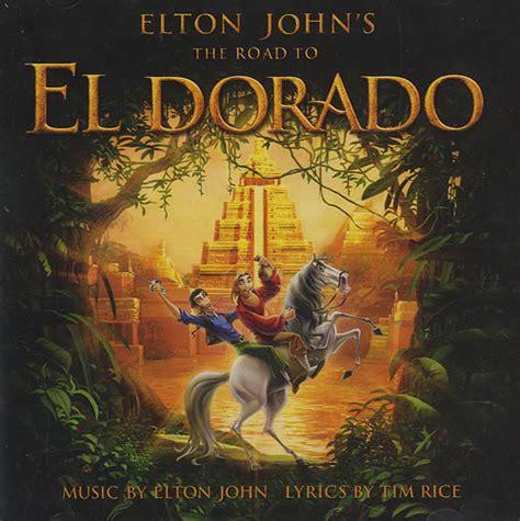 elton john el dorado elton john the road to eldorado usa double cd 0044 50259 2