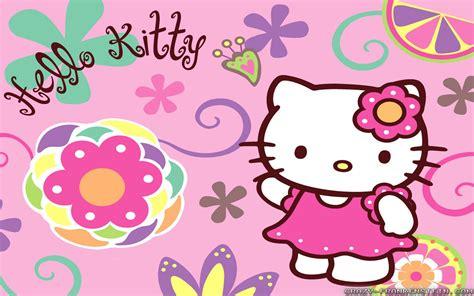 hello kitty nice wallpaper hello kitty logo wallpaper