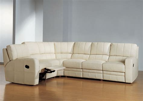 Sectional Sofa Recliners Leather Sectionals With Recliners Simple Home Decoration