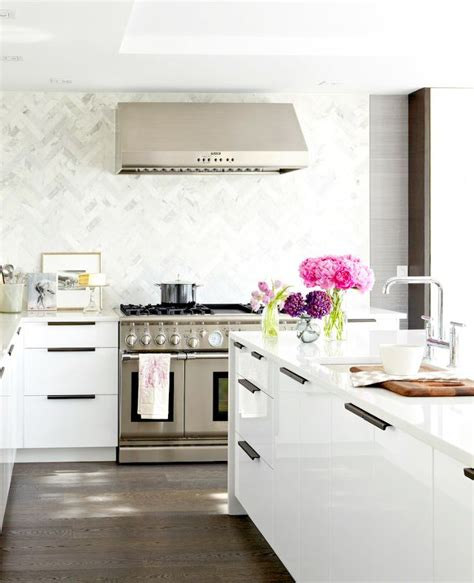 ikea kitchens pictures the most stylish ikea kitchens we ve seen mydomaine