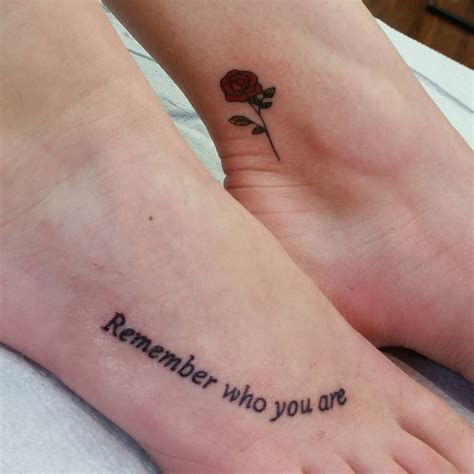 love you more tattoo 50 creative foot ideas to grab attention effortlessly