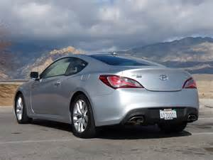 Hyundai Genesis Coupe Horsepower 2013 2013 Hyundai Genesis Coupe Pictures Photos Gallery The