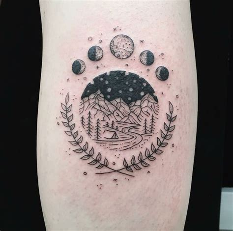 epic tattoo designs best 25 mountain tattoos ideas on