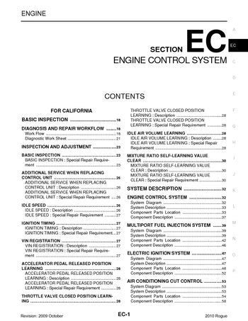 download car manuals 2010 nissan rogue security system download 2010 nissan rogue emission control system section ec pdf manual 1291 pages