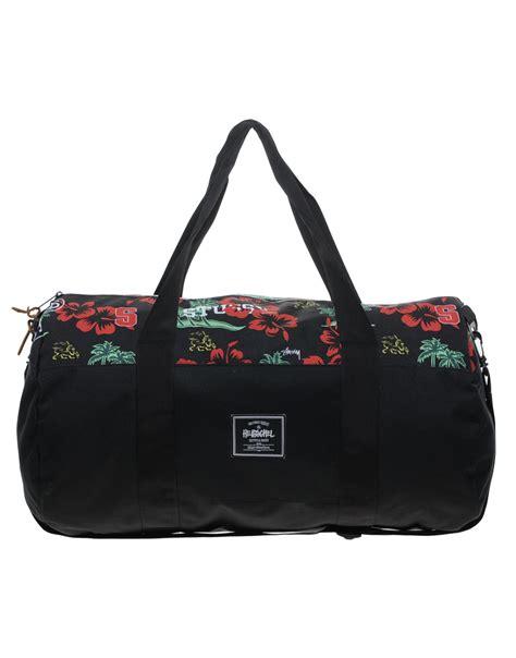 Stussy Duffle Bag herschel supply co stussy x sutton duffle bag in black