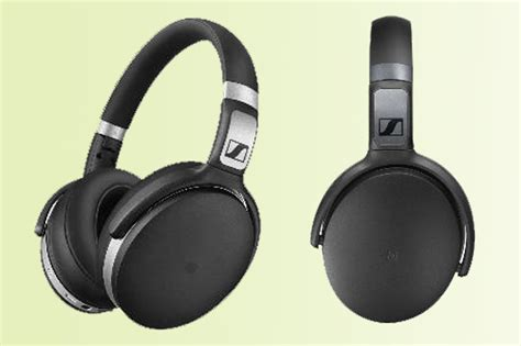 Headphone Wireless Sennheiser sennheiser launches two wireless headphones starting at rs 10 990