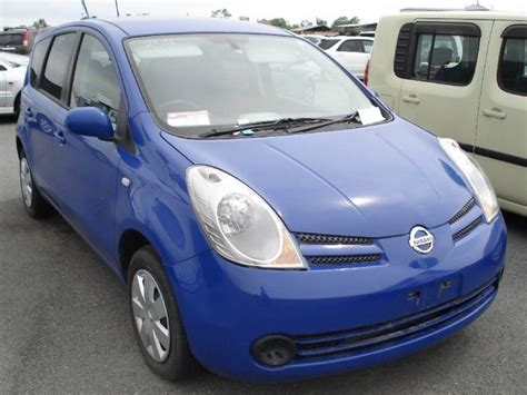 nissan note 2004 2004 nissan note images 1500cc gasoline ff automatic