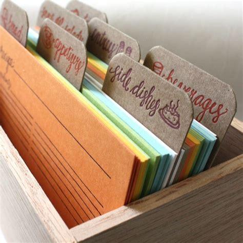Handmade Recipe Box - page 3