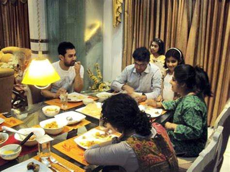 aamir khan house interior aamir s visit stumps sourav ganguly