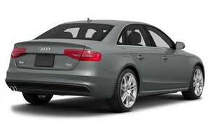 2014 Audi A4 Cost 2014 Audi A4 Price Photos Reviews Features