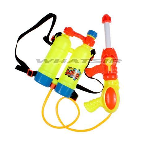 Water Gun With Backpack bottle backpack water gun gun container