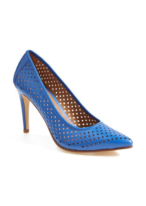 halogen shoes halogen halogen 174 mandie perforated pointy toe