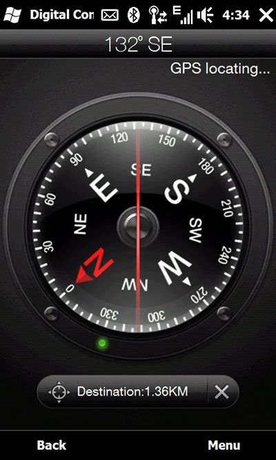 compass app for android phone compass windows central