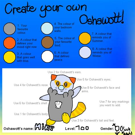 Create Your Memes - create your own oshawott meme by gray flygon16 on deviantart