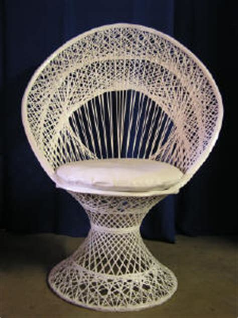 Quinceanera Chair by Wedding Decorations