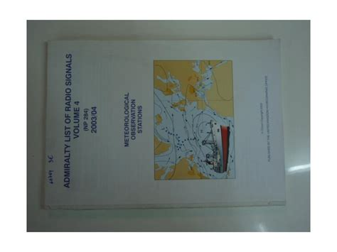 libro descender volume 4 orbital libro radio signals volume 4 part 3 np 284 second hand 01535 inautia
