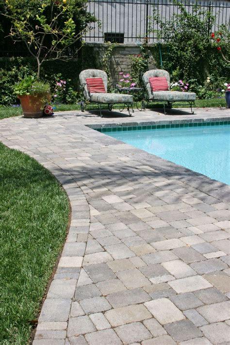 Pool Patio Pavers Best 25 Pool Pavers Ideas On Pinterest Outdoor Pavers Pavers Patio And Patio Flooring