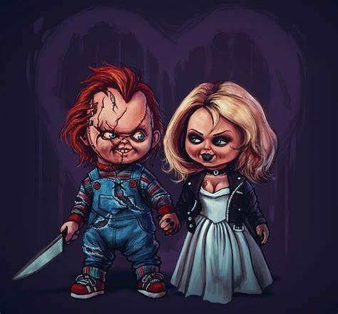 film horror chucky online chucky tiffany child s play chucky pinterest