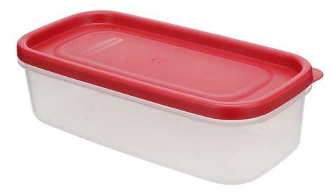 rubbermaid kitchen storage containers rubbermaid food storage container 8 set chili fg7m7502chili new ebay