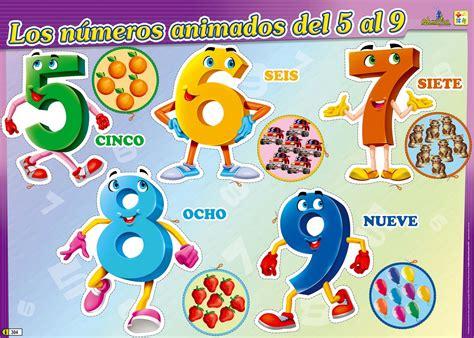 como decorar os numeros em ingles dulces momentos los numeros animados para recortar